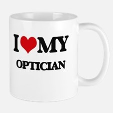 I love my Optician Mugs
