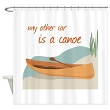 Other Car Shower Curtain