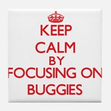 Buggies Tile Coaster