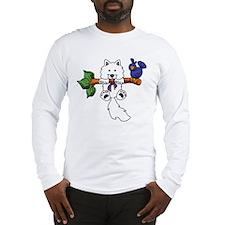 Unique Samoyeds Long Sleeve T-Shirt