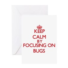 Bugs Greeting Cards