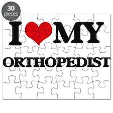 I love my Orthopedist Puzzle