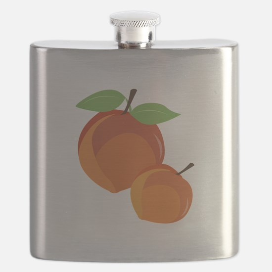 Peaches Flask