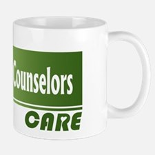 Genetic Counselors Care Mug