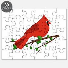 Cardinal Bird Puzzle