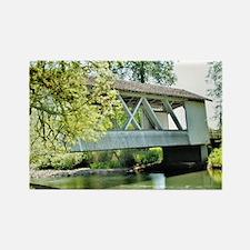 LARWOOD COVERED BRIDGE Magnets