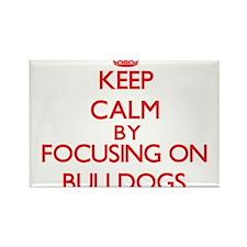 Bulldogs Magnets