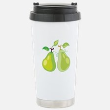 Two Pears Travel Mug