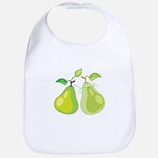 Two Pears Bib