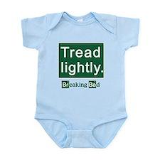 Tread Lightly Breaking Bad Infant Bodysuit