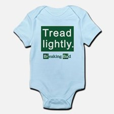 Tread Lightly Breaking Bad Infant Bodysuit