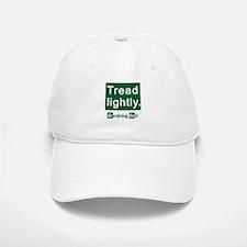 Tread Lightly Breaking Bad Baseball Baseball Cap