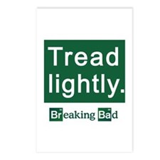 Tread Lightly Breaking Ba Postcards (Package of 8)