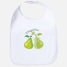 Perfect Pear Bib