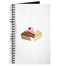 Cake Slices Journal