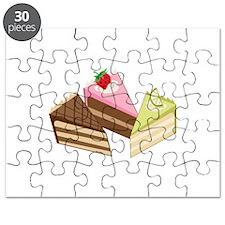 Cake Slices Puzzle