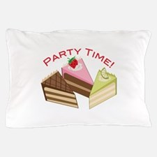 Party Time Pillow Case