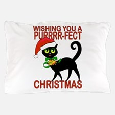 Cat lover Perfect Christmas Pillow Case