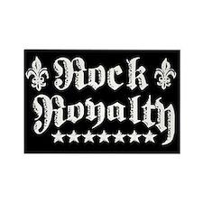 """Rock Royalty"" Rectangle Magnet"