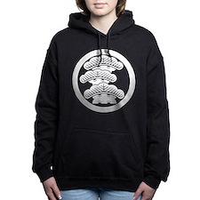 Three-tiered pine L in c Women's Hooded Sweatshirt