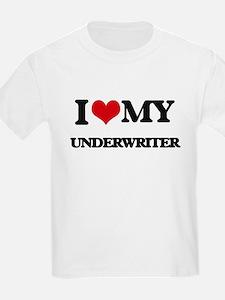 I love my Underwriter T-Shirt