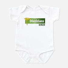 Dietitians Care Infant Bodysuit