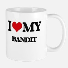 I love my Bandit Mugs
