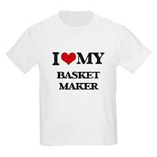 I love my Basket Maker T-Shirt
