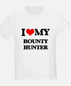 I love my Bounty Hunter T-Shirt