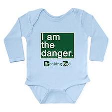 BREAKING BAD: I Am the Long Sleeve Infant Bodysuit