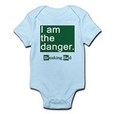 BREAKING BAD: I Am the Danger Infant Bodysuit