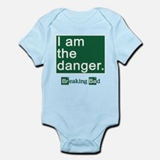 BREAKING BAD: I Am the Danger Infant Bodysuit