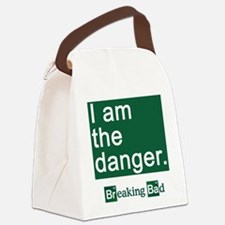 BREAKING BAD: I Am the Danger Canvas Lunch Bag