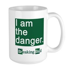 BREAKING BAD: I Am the Danger Mug