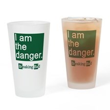 BREAKING BAD: I Am the Danger Drinking Glass