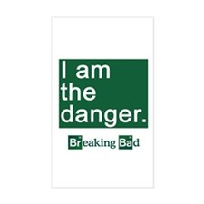 BREAKING BAD: I Am the Danger Decal