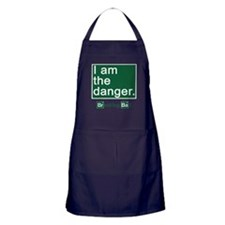 BREAKING BAD: I Am the Danger Apron (dark)