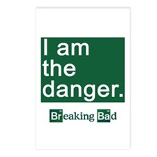 BREAKING BAD: I Am the Da Postcards (Package of 8)