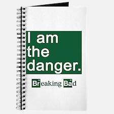 BREAKING BAD: I Am the Danger Journal