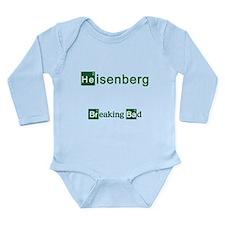 Breaking Bad HEISENBER Long Sleeve Infant Bodysuit