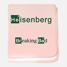 Breaking Bad HEISENBERG baby blanket