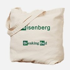 Breaking Bad HEISENBERG Tote Bag