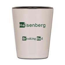 Breaking Bad HEISENBERG Shot Glass