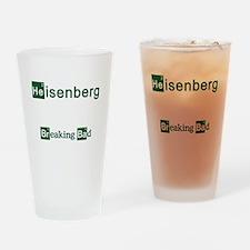 Breaking Bad HEISENBERG Drinking Glass