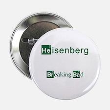 "Breaking Bad HEISENBERG 2.25"" Button"