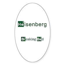 Breaking Bad HEISENBERG Decal