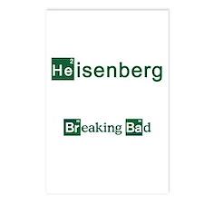 Breaking Bad HEISENBERG Postcards (Package of 8)