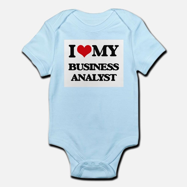 I love my Business Analyst Body Suit