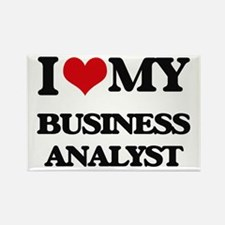 I love my Business Analyst Magnets