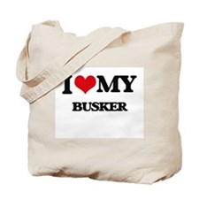 I love my Busker Tote Bag